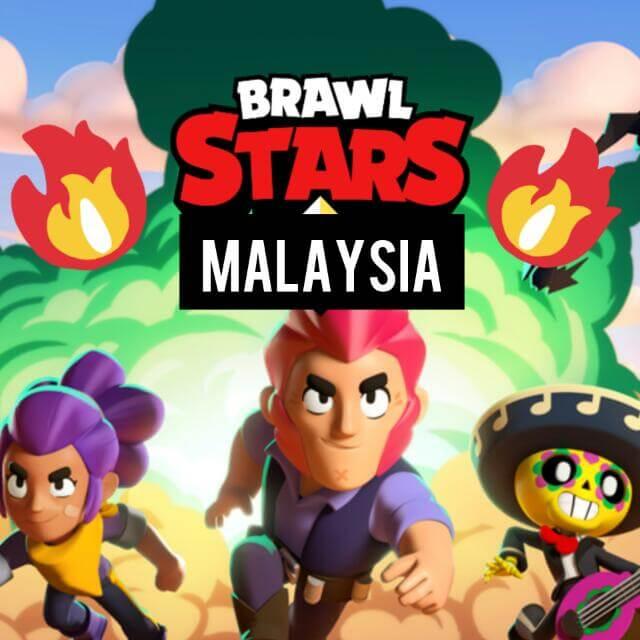 Brawl Stars Malaysia