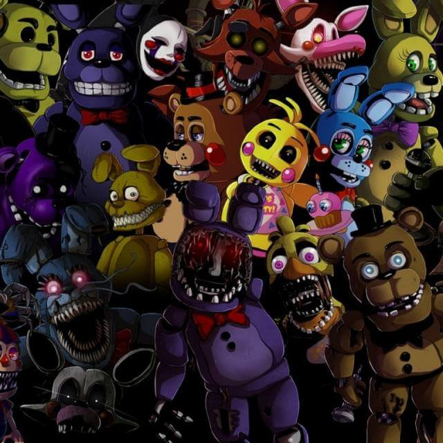 •Five Nights at Freddy's•?